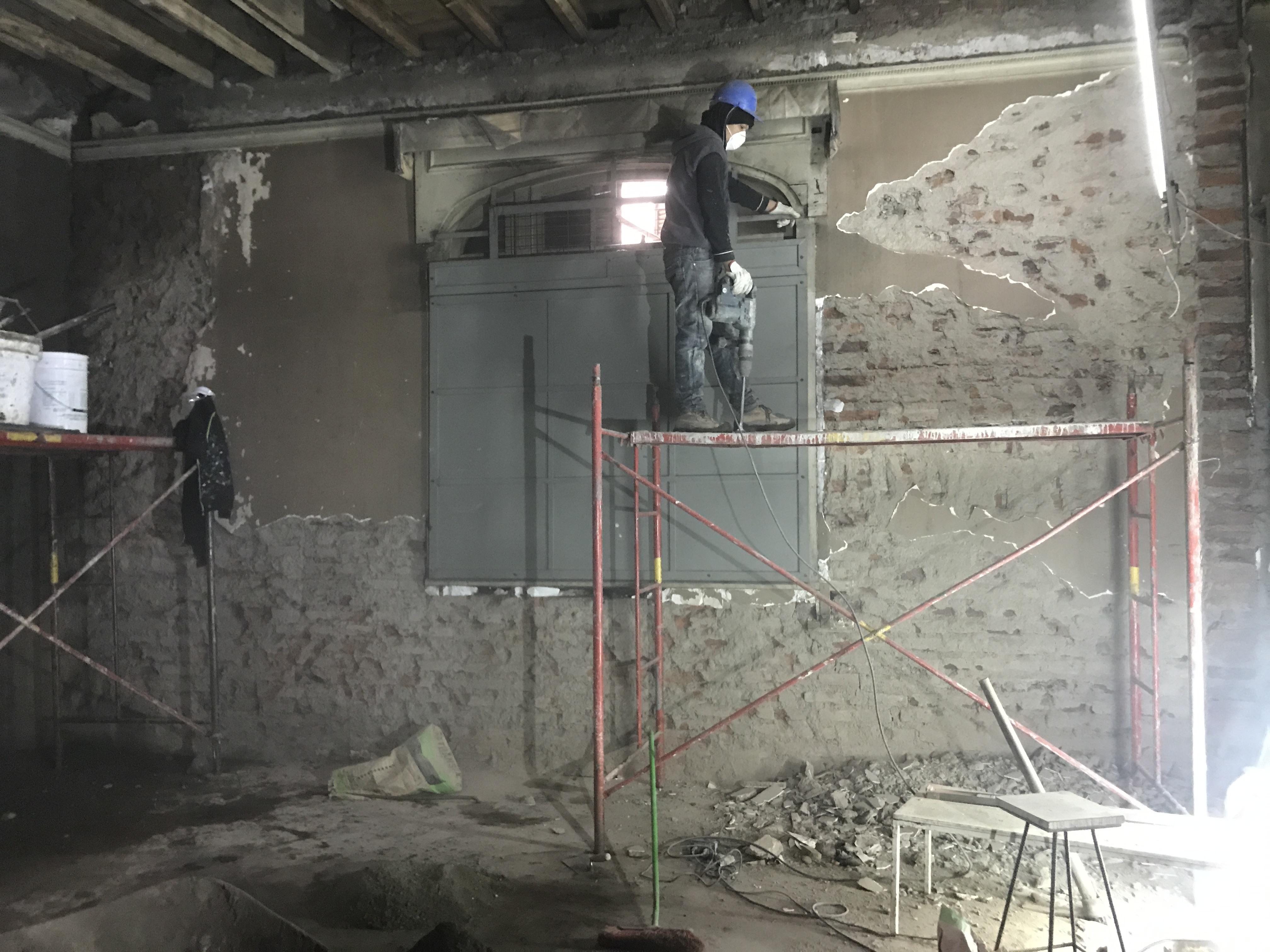Rukafe Contructora - Restauracion  casa